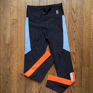 PE nation alpine leggings nwt